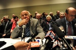 Steve Garban press conference