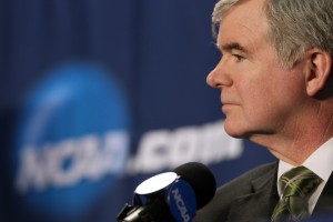 Mark Emmert press conference